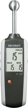 Umidometru pentru materiale Voltcraft MF-100