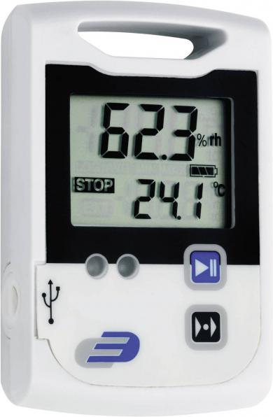 Data logger temperatură/umiditate Dostmann Electronic LOG110