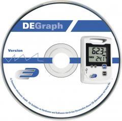 Software configurare şi evaluare DE Graph Dostmann Electronic pentru seria LOG100