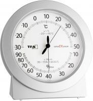 Higrometru şi termometru...