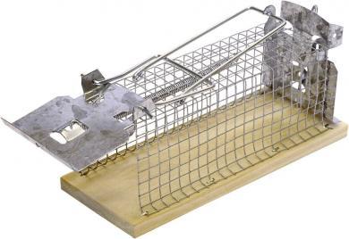 Capcană de şoareci tip cuşcă pentru capturare vie, Swissinno