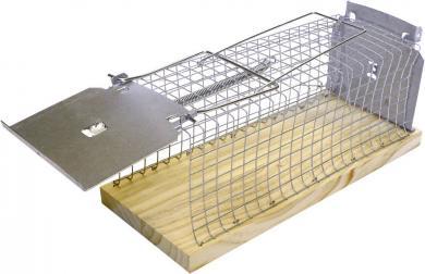 Capcană de şobolani tip cuşcă pentru capturare vie, Swissinno