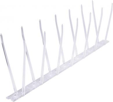 Bandă cu ţepi anti-păsări 300 cm, Swissinno Natural Control
