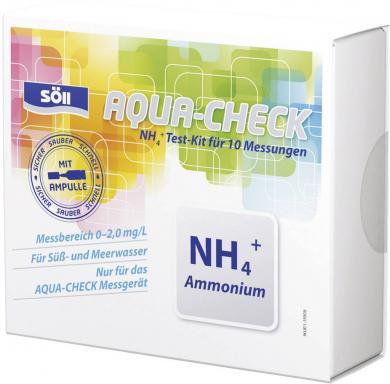 Set test amoniu pentru fotometru Aqua-Check, 10 teste, Söll