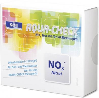 Set test nitraţi pentru fotometru Aqua-Check, 50 teste, Söll