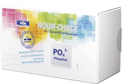Set indicatori test fosfaţi, 50 teste