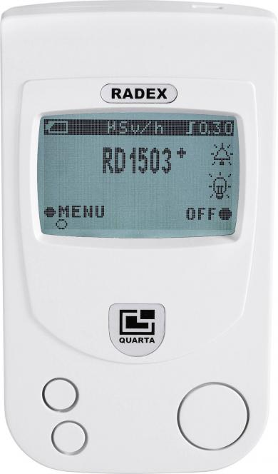 Contor Geiger Radex RD1503+, detector de radiaţii