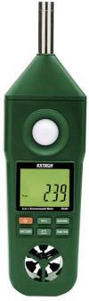 Aparat de măsură factori de mediu (termometru, higrometru, anemometru, luxmetru, sonometru) Extech EN300