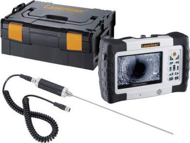 Video-endoscop cu sondă Ø 4 mm, Laserliner VideoControl Master