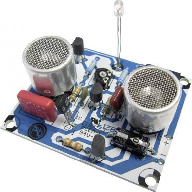 Kit monitorizare distanţă cu ultrasunete Kemo, 9 – 12 V/DC