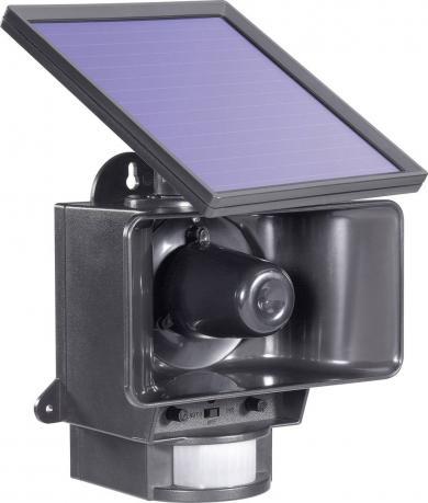 Aparat cu alimentare solară și senzor PIR pentru alungarea păsărilor, P3 International P7835