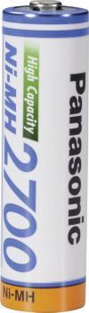 Acumulator NiMH, AA, 1,2 V, 2700 mAh, Panasonic
