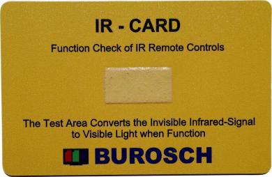 Card IR universal