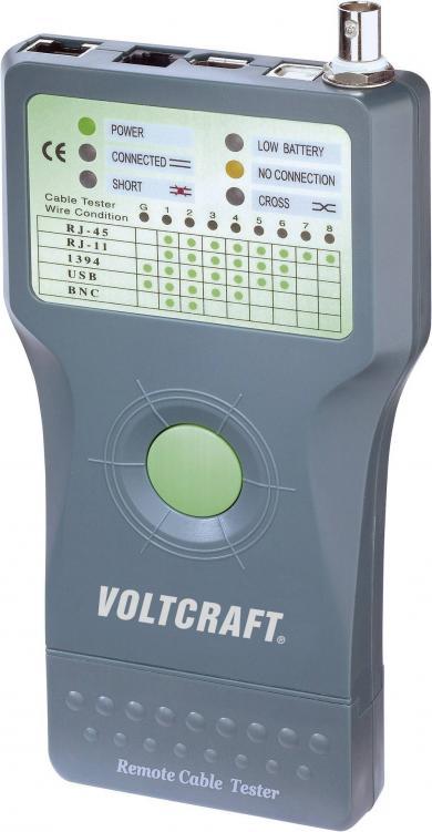 Tester cabluri Voltcraft CT-5