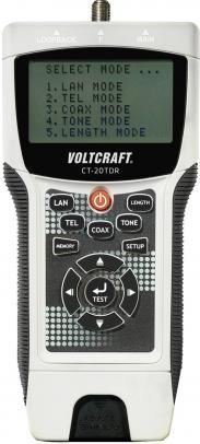 Tester cabluri LAN CT-20TDR