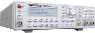 Contor de frecvenţă Rohde & Schwarz HM8123, 0 Hz - 3 GHz