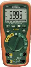 Multimetru digital Extech EX520, IP67, CAT III 1000 V, CAT IV 600 V, 6000 counts