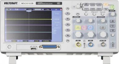 Osciloscop digital cu memorie, seria MSO-5000B