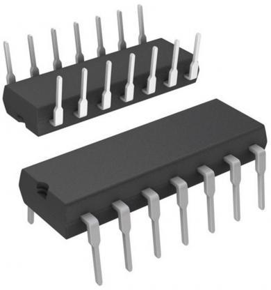 Amplificator operaţional PDIP-14, multifuncţional, Fairchild Semiconductor LM324N