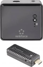 Set wireless HDMI Renkforce,...