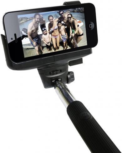 Braţ telescopic pentru smartphone, ION Selfie Stick