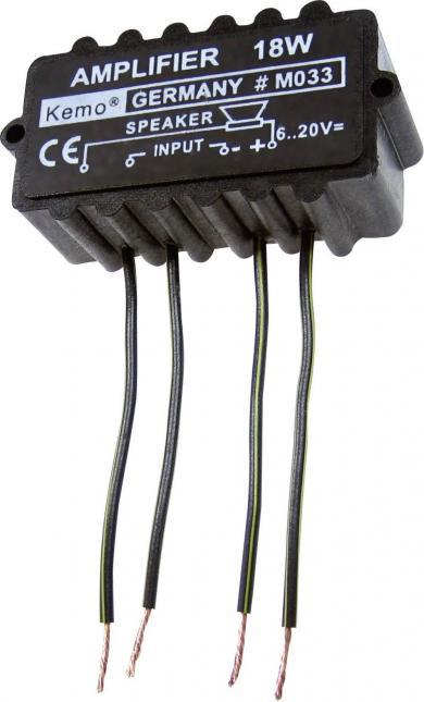 Modul amplificator 18 W, 8-20 V