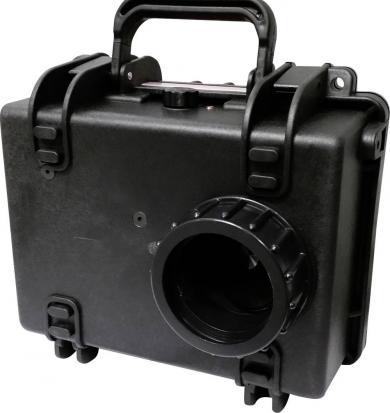 Aparat portabil pentru alungarea animalelor sălbatice, WVG-01