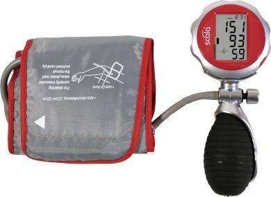 Tensiometru semi-automatic pentru braț, Scala SC2100