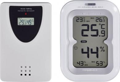 Termometru wireless de interior şi exterior Renkforce KW-9230TH