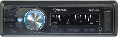 Radio auto Renkforce RUSD-1803