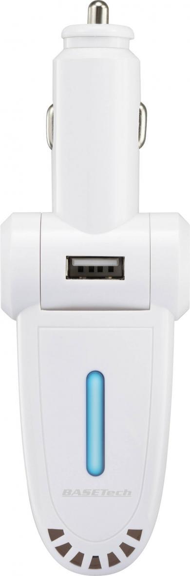 Ionizator auto cu ieșire USB, Basetech