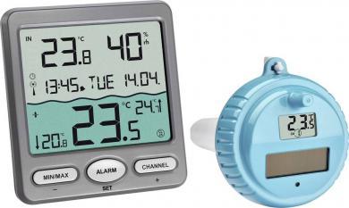Termometru wireless de piscină Venice, TFA 30.3056.10