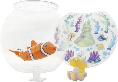 Pești Lil Fishys și acvariu tip bol