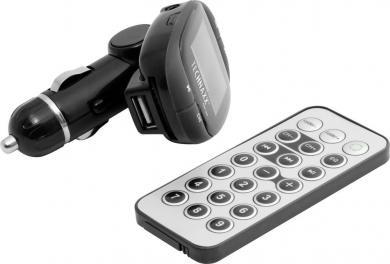 Modulator FM cu telecomandă Technaxx FMT500