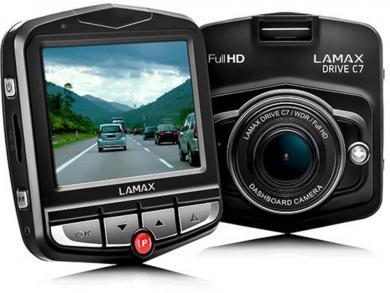 Cameră auto Lamax Drive C7