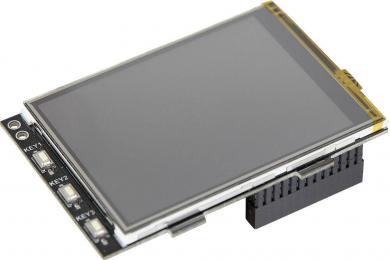"Display touch screen 8.13 cm (3.2"") Raspberry Pi RB-TFT3.2-V2"