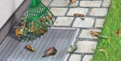 Luminator tip grătar anti-insecte şi animale mici, oţel inoxidabil, Tesa Insect Stop 50007-00-00