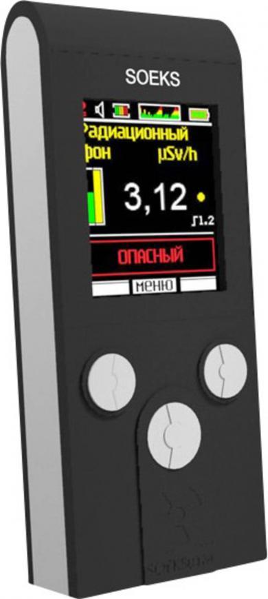 Detector de radiaţii Geiger, SOEKS 01M II