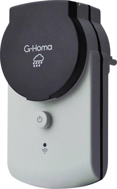 Priză inteligentă wireless, exterior, 2,4 GHz, GAO 7779
