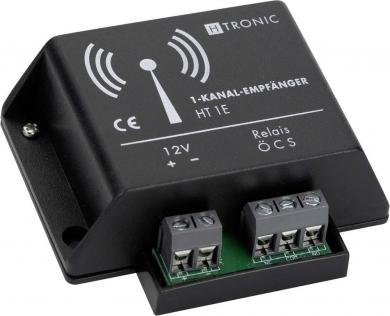 Receptor wireless 1 canal, 868,35 MHz, H-Tronic HT1E