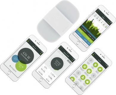 Contor consum energie electrică wireless smappee