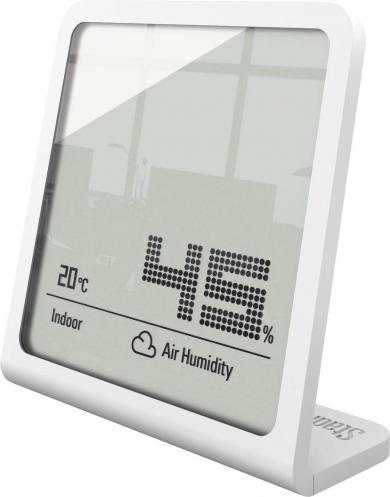 Termohigrometru digital Selina, alb, Stadler Form