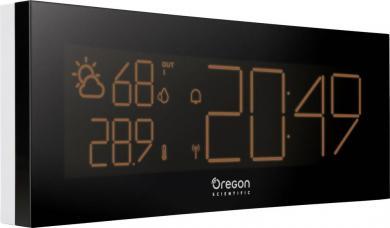 Stație meteo wireless Oregon Scientific BAR 292, alb