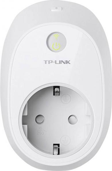 Priză inteligentă wireless cu contorizare consum, interior, 2,4 GHz, TP-Link HS110