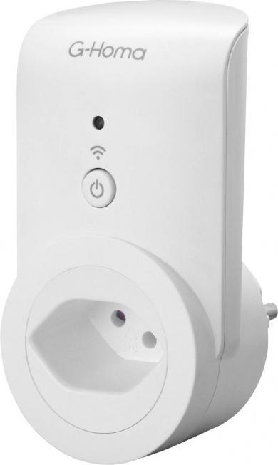 Priză inteligentă wireless, interior, 2,4 GHz, GAO EMW302WF-SW