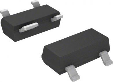 Tranzistor SMD Infineon BCV 61 B NPN, carcasă SOT 23, I(C) 0.1 A