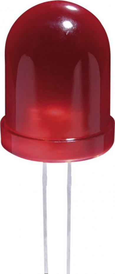 Jumbo-led 10 mm JL 10, galben