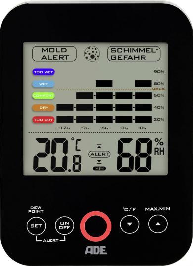Higrometru digital ADE WS 1501