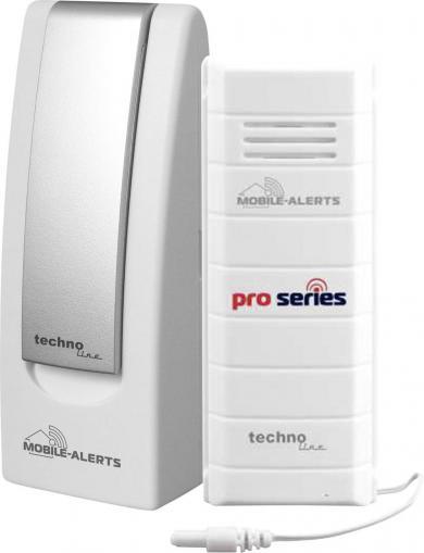 Set gateway şi senzor de temperatură, Mobile Alerts MA 10022 Techno Line