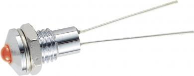 Lampă de semnalizare R9-3612, led 3 mm, roşu